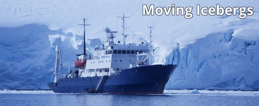 Moving Icebergs
